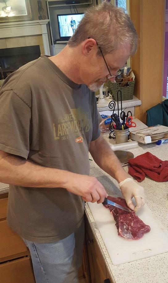 Scott Processing deer