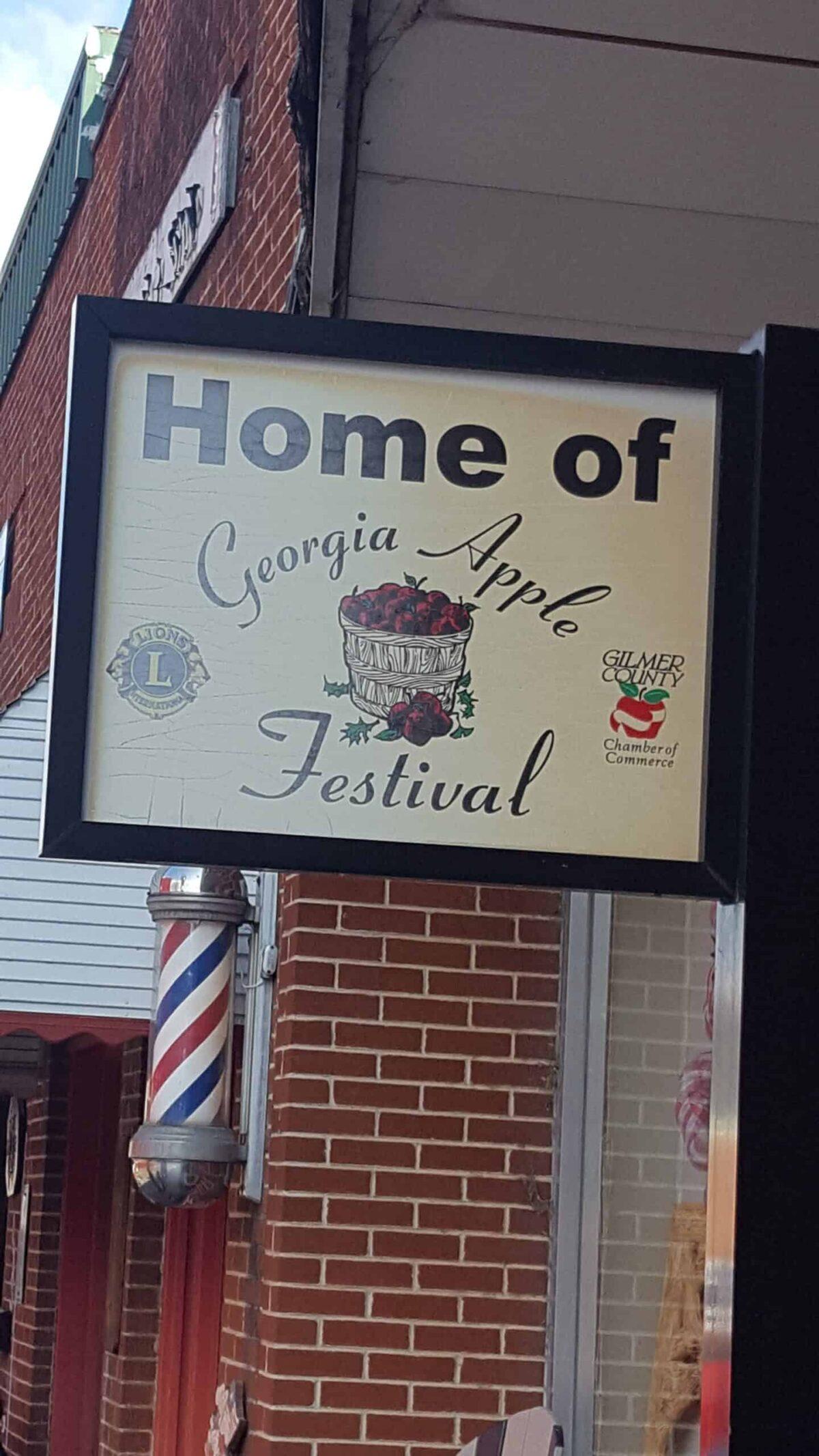 home of apple festival