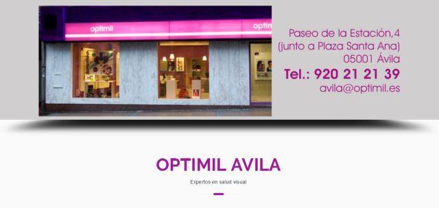 Tus gafas de deporte en Optimil Ávila