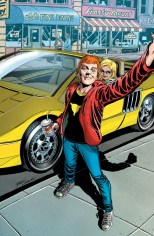 Archie #1 Variant by Jerry Ordway, Jose Villarubia