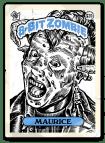 8 bit zombie maurice tees