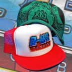 8 bit zombie sold out hat