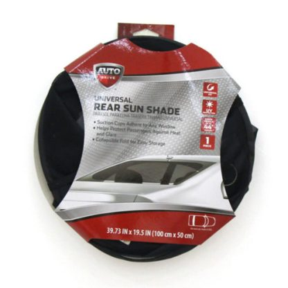Auto Drive Rear Car Sun Shade Uv Protection