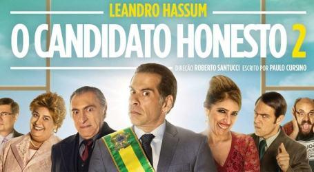 Cine News: O Candidato Honesto 2 – O 'Impeachment'