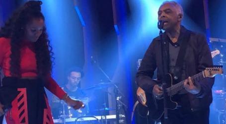 """Música Boa Ao Vivo"" com Gilberto Gil"