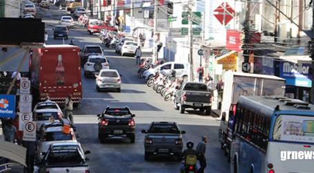 Prefeitura de Pará de Minas envia à Câmara valores diferenciados de cobrança para motos e carros no Faixa Azul