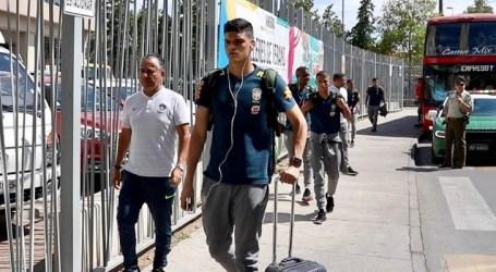 Seleção Sub-20 chega ao Chile para o Sul-Americano