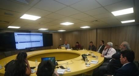CBF apresenta programa de lesões a representantes da Conmebol