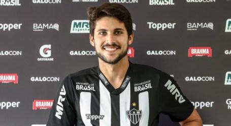 Igor Rabello é apresentado no Atlético-MG
