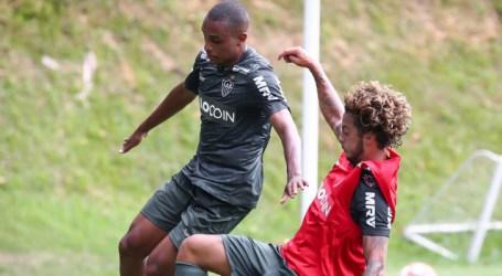 Atlético inicia preparação para enfrentar a URT