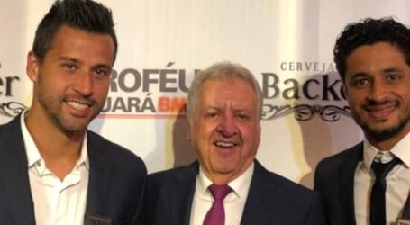 Atletas do Cruzeiro dominam seleção do Troféu Guará