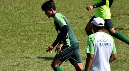 América está pronto para estreia na Copa São Paulo de Futebol Júnior