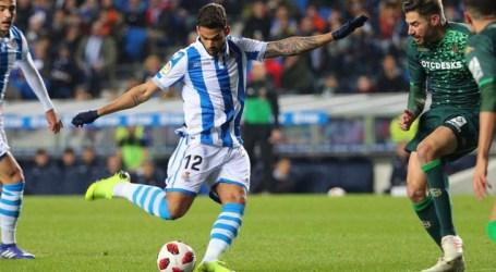 Willian José supera jejum e retoma boa fase no Real Sociedad