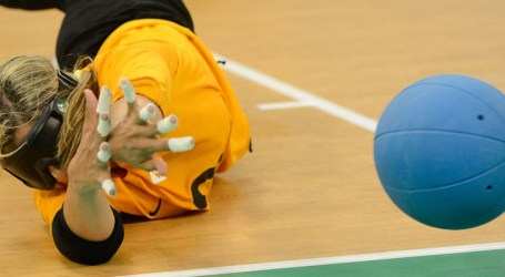 Em preparativo para Tóquio, Goalball feminino traz bronze para o Brasil