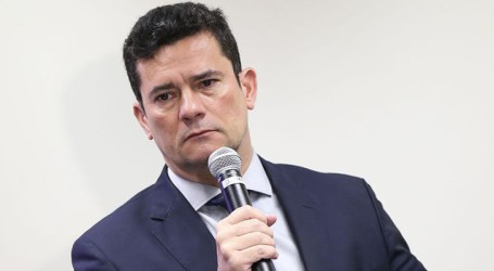 Sergio Moro inaugura Centro Integrado de Inteligência em Brasília