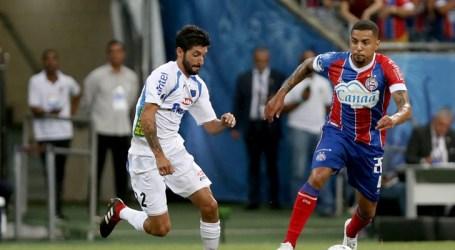 Bahia perde para o Liverpool-URU em Salvador pela Copa Sul-Americana
