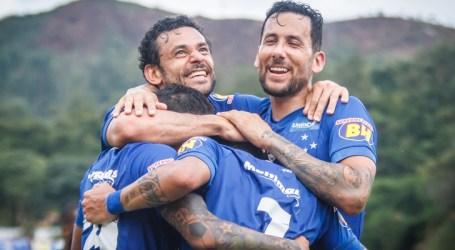 Em tarde de estreias, Cruzeiro vence o Villa Nova fora de casa