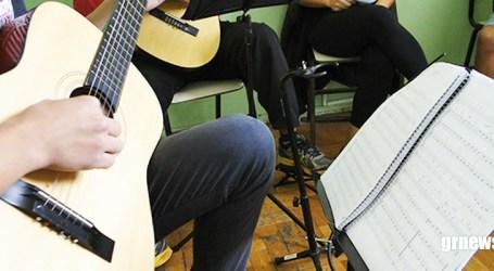 Escola Municipal de Música abre inscrições para Curso Básico de Formação Musical