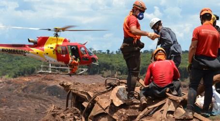 Total de mortes confirmadas em Brumadinho sobe para 209
