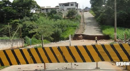 Publicada licitação para construir ponte na Rua Cardeal Hugolino que custará R$ 680 mil