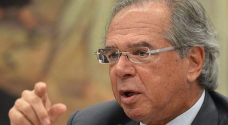 Política de reajuste do mínimo depende de reformas, diz Paulo Guedes