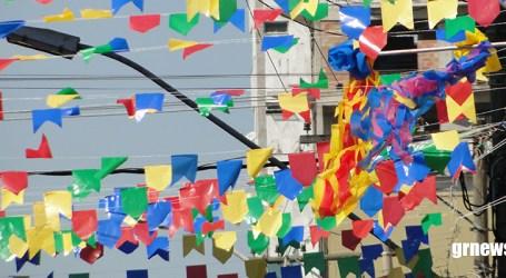 Festas juninas: enfeites e ornamentos devem ser instalados longe da rede elétrica
