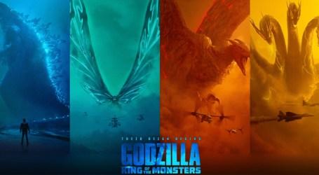 Cine News: Godzilla 2 – O Rei dos Monstros