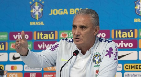 Seleção Brasileira: três convocações na próxima sexta