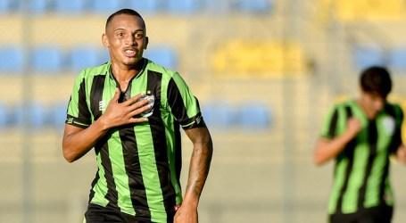 América-MG vence o Botafogo e se mantém invicto no Brasileirão Sub-20