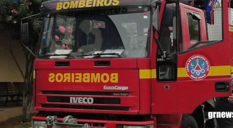 Corpo de Bombeiros promove simulação de incêndio no Hospital Manoel Gonçalves em Itaúna