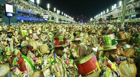 Liesa define ordem do desfile de escolas de samba no carnaval do Rio de Janeiro