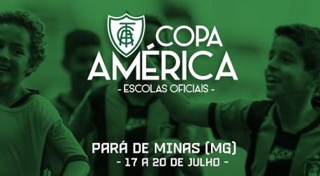 Pará de Minas sedia a Copa América de Escolas Oficiais com participação de 1.200 atletas
