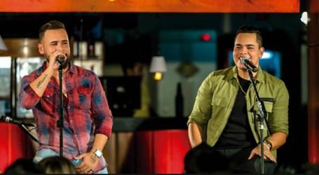 Diego e Ray planejam gravar em agosto primeiro DVD. Assista