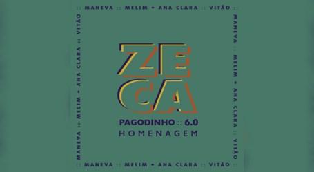 Zeca Pagodinho comemora 60 anos revisitando seus grandes clássicos