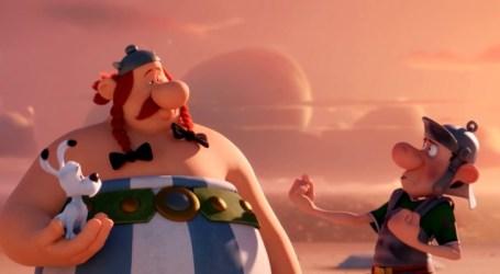 Cine News: Asterix e o Segredo da Poção Mágica