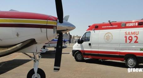 Batalhão de Operações Aéreas do Corpo de Bombeiros e SAMU Oeste unidos para salvar vidas