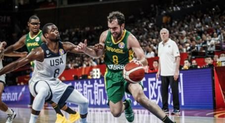 Brasil está fora do Mundial de Basquete após derrota para os EUA