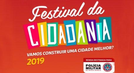 Festival da Cidadania sorteia carro, moto e bolsas de estudo com renda para a Polícia Militar e Corpo de Bombeiros