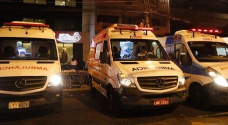 Sobe para 14 número de mortes em incêndio no Hospital Badim no Rio