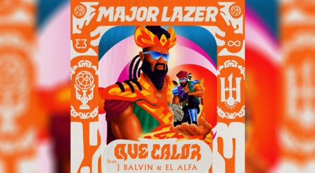 Major Lazer lança novo single e videoclipe