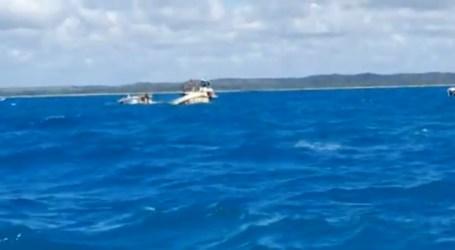 Navios são afundados em programa para revitalizar ecoturismo náutico