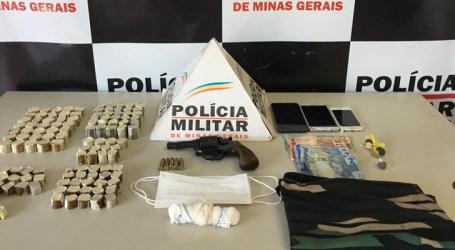 Nova Serrana: acusados de roubo a agência dos Correios de Pompéu são localizados pela PM