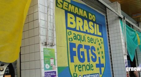 Comerciantes paraminenses aderem à Semana do Brasil e oferecem descontos superiores a 20%