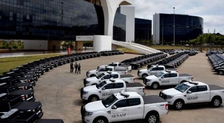 Polícia Civil de Minas Gerais recebe mais de 200 viaturas. Delegacia de Pará de Minas será beneficiada