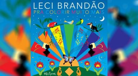 Leci Brandão lança o single de Arlindo Cruz e Franco