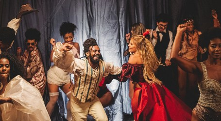 "Luísa Sonza e Heavy Baile unem forças no dançante single ""Cavalgada"""