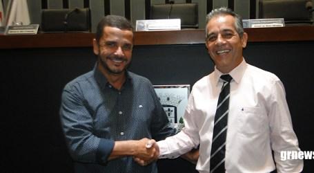 Câmara elege nova Mesa Diretora para 2020. Marcílio Magela de Souza é pela quinta vez presidente do Legislativo