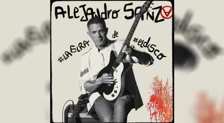 Alejandro Sanz lança álbum ao vivo de show Sold Out