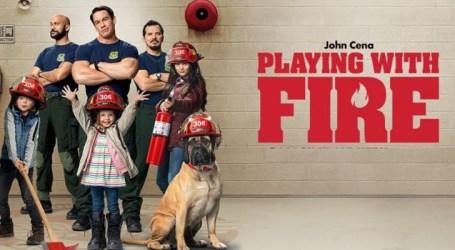 Cine News: Brincando com Fogo