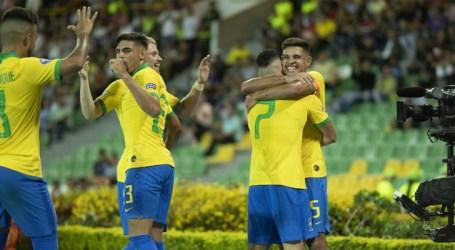 Brasil vence o Peru na estreia do Pré-Olímpico